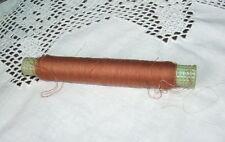 Ancienne bobine de fil pour dentelle de Caudry - broderie