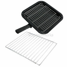 Small Square Grill Pan Rack & Extendable Shelf for AEG Electrolux Oven Cooker