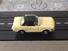 Vintage Aurora Mustang Hardtop Tjet HO Slot Car