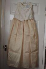 BHS   girls  wedding dress, size 11 years,145cm.
