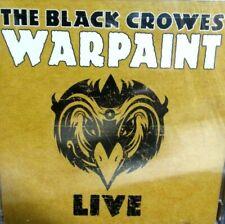 The Black Crowes ,Warpaint 2 Cd Set New! Album Plus Live Concert Rock Free ship