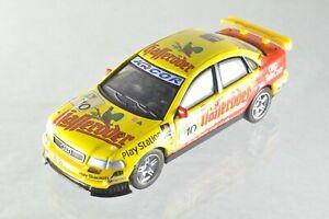 """JQ069 High Speed 1:43 Audi A4 STW """"Hasseröder"""" #10 A+/-"""