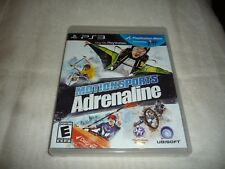 Motionsports: Adrenaline (Sony PlayStation 3, 2011)  COMPLETE