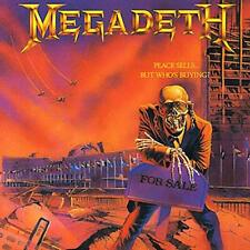 Megadeth - Peace Sells... But Who's Buying? (1986, LP)