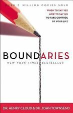 Boundaries : When to Say Yes, How to Say No, to Take Control of Your Life by Hen