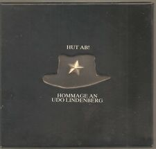 Hut Ab! Hommage An Udo Lindenberg Limited CD Box + Pin 1994