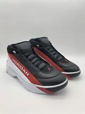NIKE JORDAN TEAM SHOWCASE GR 43 CD4150 102 Basketball Sneaker Schwarz Weiss Rot