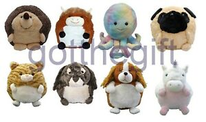 Cozy Time Giant Animal 35cm Hand Warmer -  8 Designs to choose from