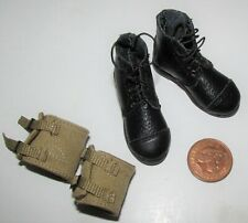 DID Dragon In Dreams 1:6TH échelle LAPD SWAT bottes de randonnée de Kenny