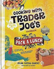 NEVER READ!! Cooking With Trader Joe's Cookbook Pack A Lunch FREE SHIPPING!
