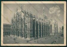 Milano Città Duomo FG cartolina VK2541