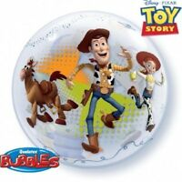 """22"""" Qualatex Toy Story Bubble Balloon Party Decorating Supplies"""