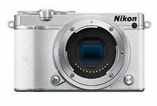 Nikon 1 J5 Mirrorless Digital Camera (White Body Only)