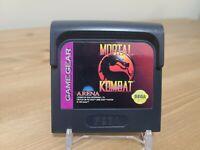 Mortal Kombat I 1 Sega Game Gear Cartridge - Tested - 1992