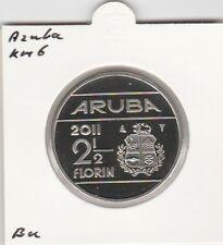 Aruba 2 1/2 florin 2010 BU - KM6