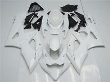 New Unpainted Injection Plastic Fairing For Suzuki 2005 2006 GSXR 1000 K5 c00
