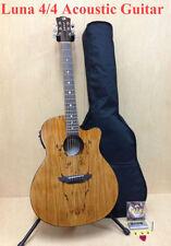 Jumbo LUNA Acoustic Guitars