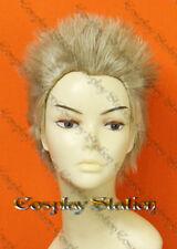 Hellsing Alexander Anderson Custom Styled Cosplay Wig_commission758