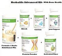 HERBALIFE Advanced Weight Loss Program Kit with Bone Health