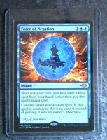 1x Force of Negation NM-Mint English Modern Horizons MTG Magic