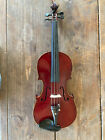 violin 4/4 Early 20th Century German Stradivarius Style Red for sale