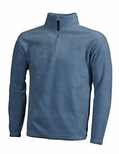 Unifarbene Herren-Pullover mit regular Länge und
