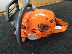 "Husqvarna 555 Chainsaw 18"" bar and chain included (Ex-Display)"