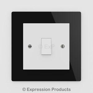 Single / Double Light Switch / Plug Socket Back Plate Finger Surround Panel 001
