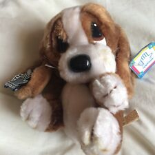 soft cuddly toy dog