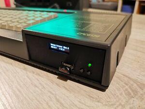 AMSTRAD CPC 6128 - GOTEK - USB - 3D PRINTED MOUNT - OLED DISPLAY - FLASH FLOPPY
