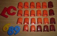 LOTE PLAYMOBIL CUERPOS,LOTE 689, ORGANES Playmobil, Organismes Playmobil, pièces