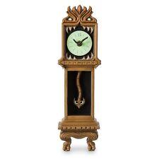 Disney Parks Haunted Mansion Clock 13th Hour Glow In The Dark Figurine