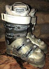 Fischer women's Soma Hybrid W10 Ski Boots size 23.5us Hike & Walk modes