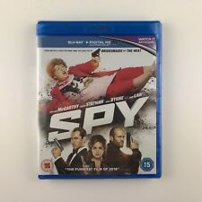 Spy (Blu-ray, 2015) *New & Sealed*