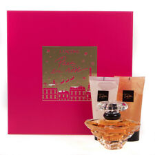 Lancome Tresor 50ml Eau de Parfum Gift Set Perfumed Body Lotion & Shower Gel
