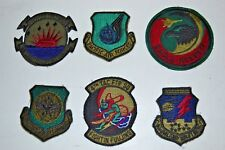 Lot of 18 Military patches