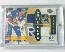 2017-18 SP Game Used Gear 1 1 NHL SHIELD TAG PATCH JERSEY  RARE  John  Tavares 470256b20
