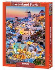 Castorland C-103522-2 - Santorini Lights, Puzzle 1000 Teile - Neu