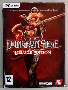 Dungeon Siege 2 Deluxe Edition - PC - Version Spain