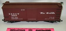 Bachmann 3527 D&Rgw Rio Grande boxcar