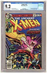 X-Men 118 (CGC 9.2) 1st Mariko Yashida; Misty Knight; Colleen Wing; Byrne B999