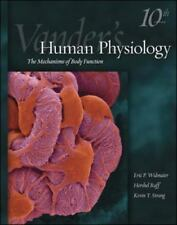 Vander's Human Physiology: The Mechanisms Of Body Function 10E