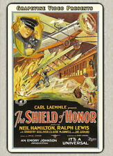 The shield of honor (1927) [New DVD] Silent Movie