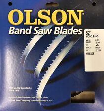 """Olson WB58282DB  Band Saw Blade 82"""" Long x 3/8"""" Wide 4 TPI"""