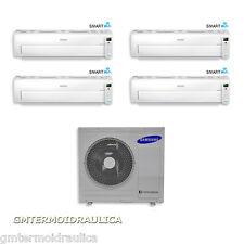Climatizzatore Quadri Split Samsung Inverter AR7000M SmartWiFi 7+7+7+12 AJ070FCJ
