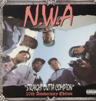 N.W.A. - Straight Outta Compton: 20th Anniversary Edition [New Vinyl]