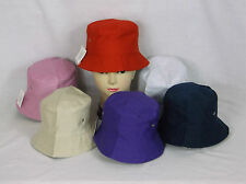 Polyester Bucket Hats for Girls