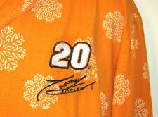 Concept Sport Sleepwear XL Tony Stewart #20 Nascar Racing Pajama Lounge Flannel
