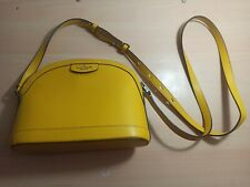 KATE SPADE SYLVIA LEATHER X-LARGE DOME CROSSBODY SHOULDER BAG PURSE