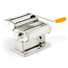 Pasta Maker Noodle Machine Spaghetti Clamp Fettuccine Roller Stainless Steel SS